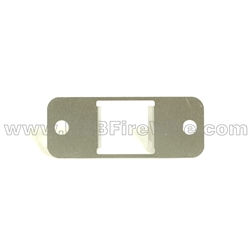 Panel Mount Metal Plate w/o Tapping Screw Holes